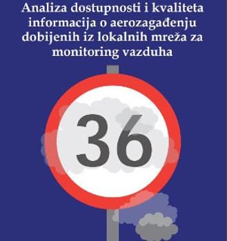 Za bolji kvalitet vazduha kroz transparentno i odgovorno upravljanje podacima