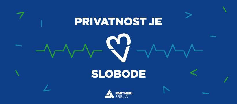 """Kampanja """"Privatnost je srce slobode"""""""